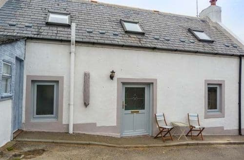 Big Cottages - Inviting Portessie Cottage S57500
