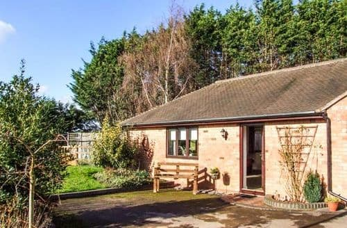 Last Minute Cottages - Superb Wychavon Cottage S45043