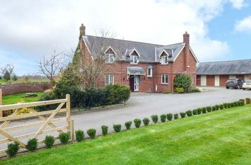 Big Cottages - Stunning Chester Cottage S45115