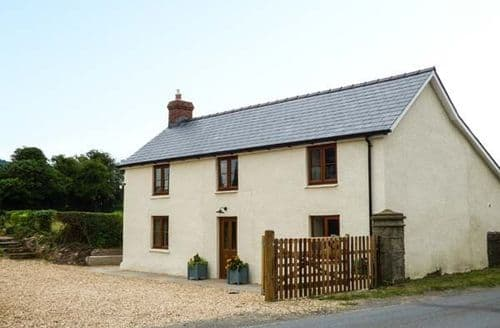 Last Minute Cottages - Charming Hay On Wye Cottage S60429