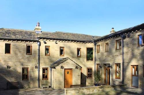 Big Cottages - Beautiful Northowram Cottage S50021