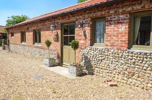 Big Cottages - Walnut Barn Cottage