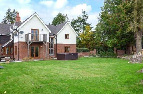 Last Minute Cottages - Exquisite Colebatch Cottage S72422