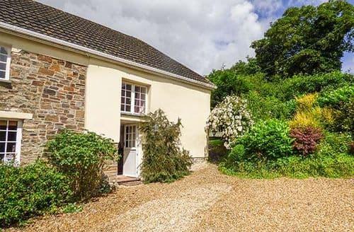 Last Minute Cottages - Lower Hewton Farm