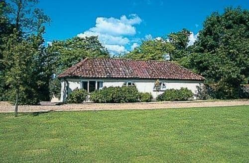 Last Minute Cottages - OLD RECTORY COTTAGE
