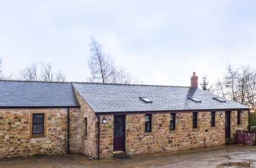 Last Minute Cottages - Black Lyne Lodge