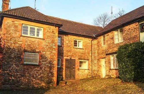 Big Cottages - Luxury Exford Cottage S77467