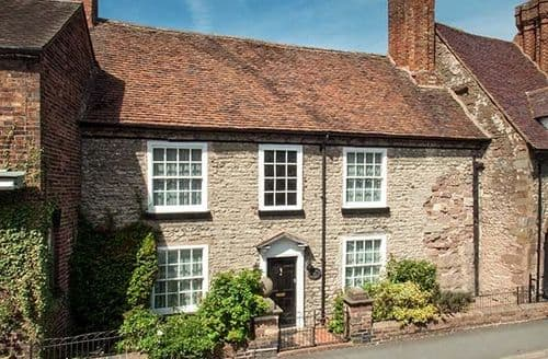 Last Minute Cottages - Wenlock House
