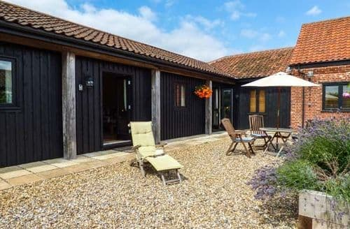 Big Cottages - Cosy Skeyton Cottage S9217