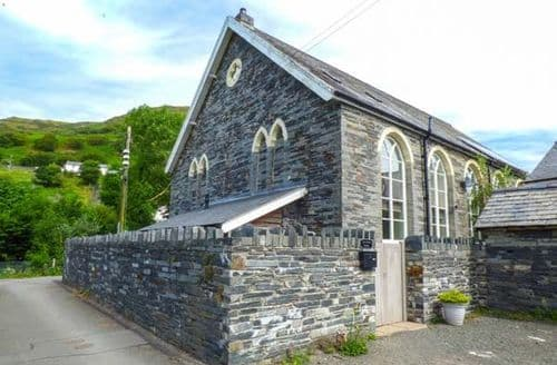 Last Minute Cottages - Captivating Abergynolwyn Rental S13194