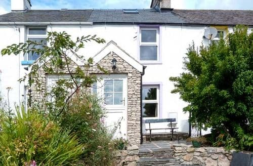 Last Minute Cottages - Stunning Great Urswick Cottage S4434