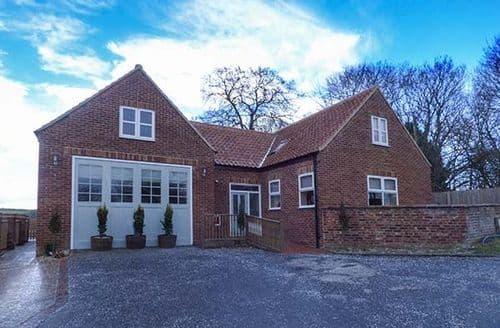 Big Cottages - Excellent Sledmere Rental S25317