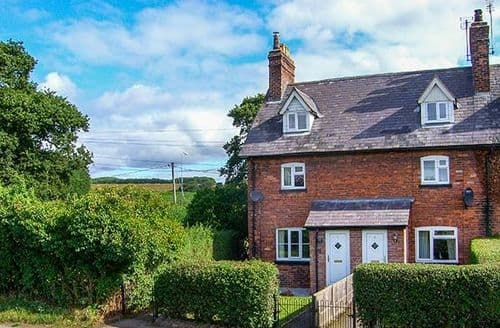 Big Cottages - Attractive Kelsall Cottage S38000