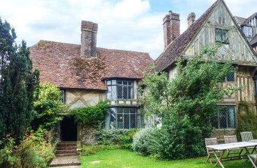 Last Minute Cottages - Stunning Chiddingstone Cottage S41037