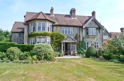 Last Minute Cottages - Cosy Chiddingstone Hoath Cottage S6842