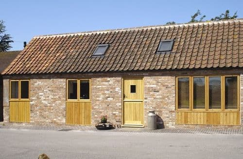 Last Minute Cottages - Wonderful Newark Barn S2161