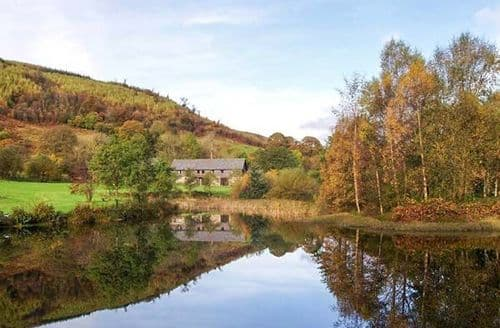 Big Cottages - Delightful Builth Wells Cottage S77761