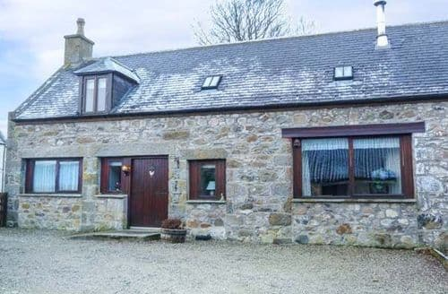 Last Minute Cottages - Stunning Huntly Cottage S78136