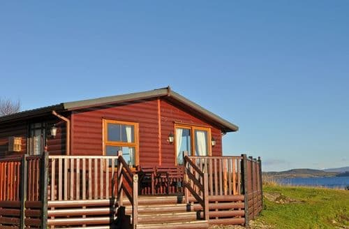 Big Cottages - Charming Lochgilphead Log Cabin S7261