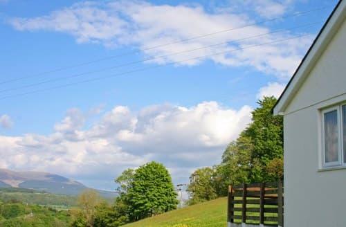 Big Cottages - Quaint Newton Stewart Cottage S7268
