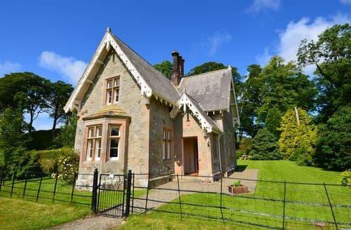 Last Minute Cottages - Excellent Lochgilphead House S7263