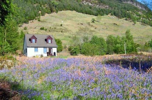 Last Minute Cottages - Beautiful Kyle House S7376