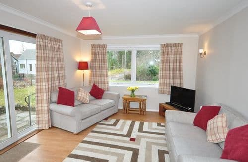 Big Cottages - Cosy Newtonmore Bungalow S7399