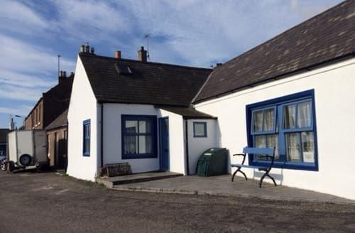 Last Minute Cottages - Beautiful Montrose Cottage S7425