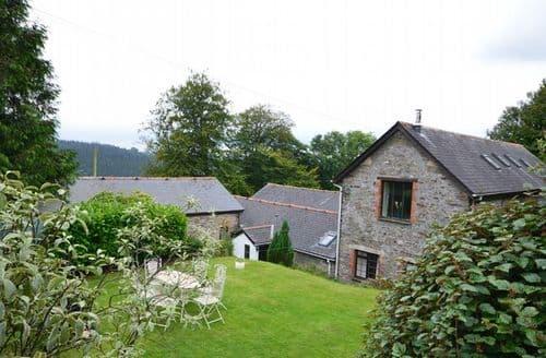 Big Cottages - Attractive Dulverton Barn S7452