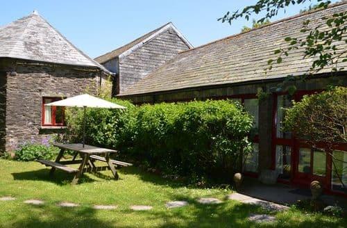 Big Cottages - Superb Camelford Barn S8037