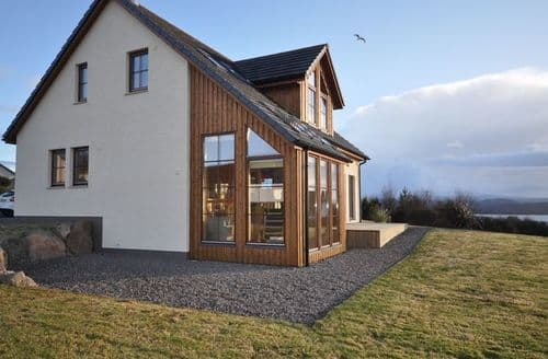Big Cottages - Superb Gairloch House S13471
