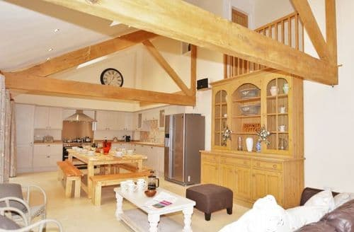 Big Cottages - Tasteful Thirsk Barn S41427