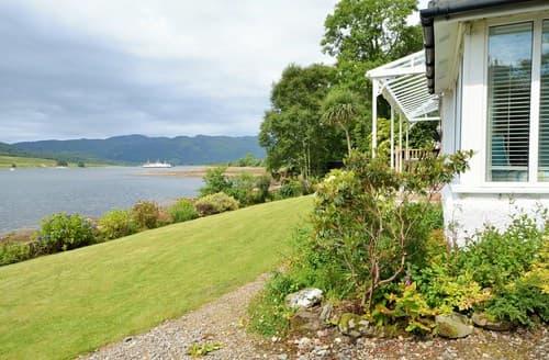 Big Cottages - Tasteful Colintraive House S50394