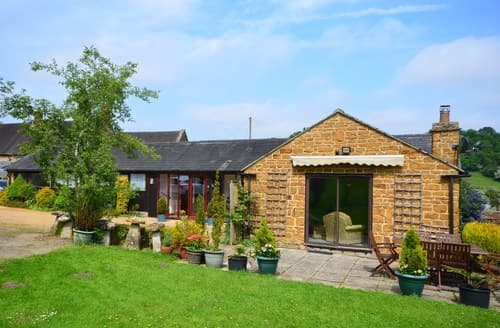 Big Cottages - Wonderful Banbury Barn S44317