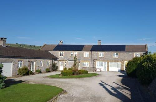 Big Cottages - Exquisite Ashbourne Cottage S44732