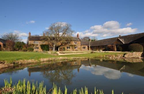 Big Cottages - Quaint Southam House S45423