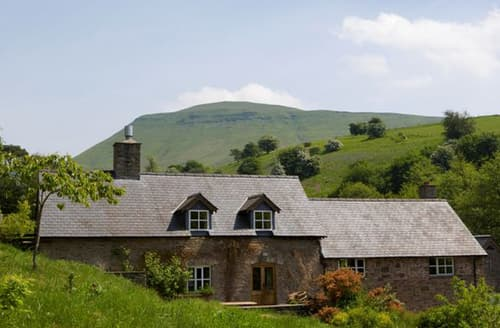 Last Minute Cottages - Cosy Brecon Cottage S45934