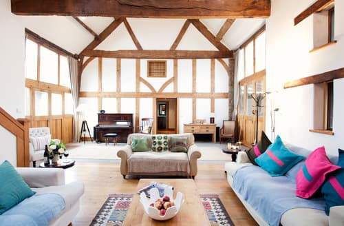 Big Cottages - Charming Hereford Barn S45931