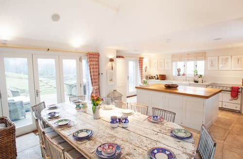 Big Cottages - Wonderful Abergavenny Barn S45970