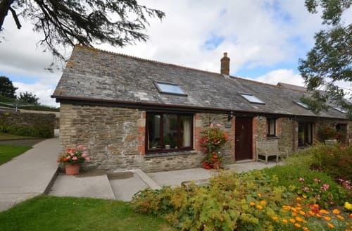 Big Cottages - Luxury Looe Cottage S49676