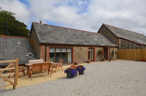 Big Cottages - Stunning Looe Cottage S49681