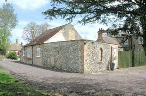 Last Minute Cottages - THE HAY LOFT