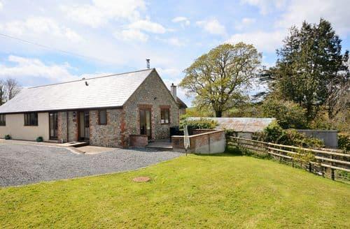 Big Cottages - Luxury Bridport Barn S50051