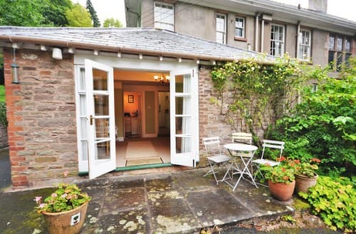 Last Minute Cottages - Beautiful Hereford Apartment S50439