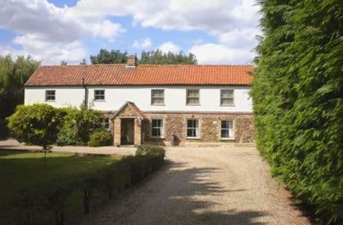 Big Cottages - Captivating King's Lynn Cottage S17504