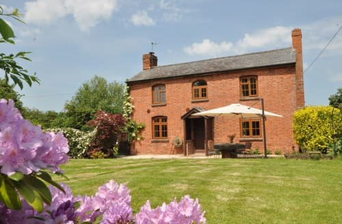 Last Minute Cottages - Charming Hereford House S57444