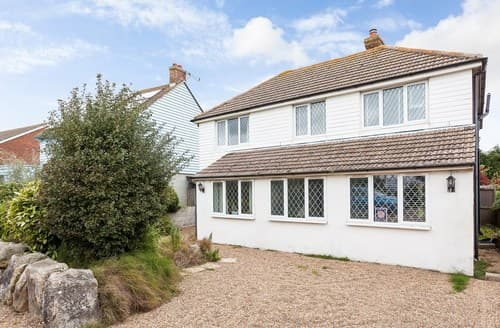 Big Cottages - Lovely Camber House S72494