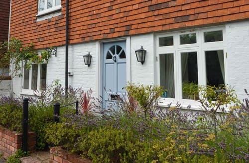 Big Cottages - Luxury Robertsbridge Cottage S72506
