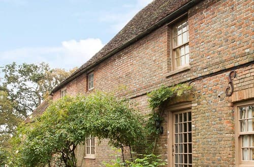 Big Cottages - Attractive Bexhill On Sea Cottage S72527