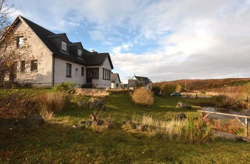 Big Cottages - Luxury Gairloch House S76014